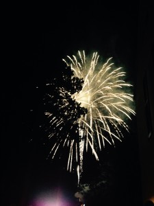 Fireworks @ The Summer Gala